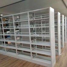 书店书架批发图书架钢制铁书架书架厂家直销图片