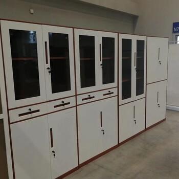 加厚铁柜批发存包柜铁皮文件柜生产厂家