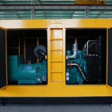 潍柴WP13D385E200发电机300kw超静音柴油发电机组图片