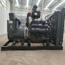 上海柴油机厂400kw柴油发电机组申动SDV510发电机技术参数图片