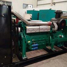 潍柴200kw柴油发电机组6126ZLD柴油发电机野外施工用图片