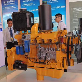 濰柴WD10G240E11柴油發動機夏工XZ720裝載機壓路機專用柴油機