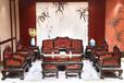 大清御品红木家具老挝大红酸枝交趾黄檀