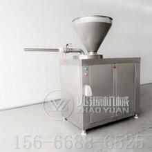雞蛋腸灌腸機,小型液壓灌腸機價格圖片