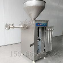 自动定制克数灌肠机,血肠液压灌肠机器图片
