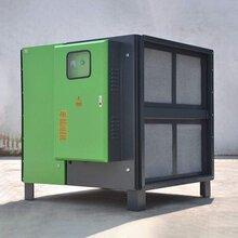 环保方案低温等离子工业废气尾气处理器生产厂家报价保过环评