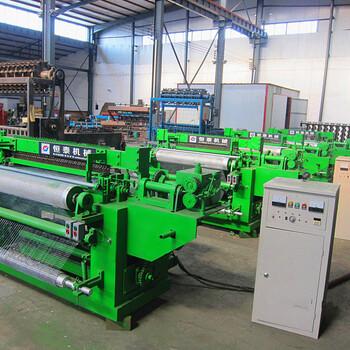 恒泰外墻保溫網電焊網機,全自動鐵絲網焊接機1m/1.2m/1.5m/1.8m/2m規格可定制歡迎訂購