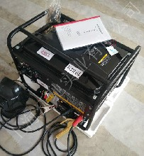 带氩弧焊的直流230A汽油发电电焊机
