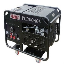 带氩弧焊的直流汽油发电电焊机300A