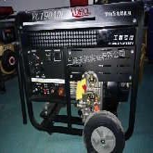 氩弧焊直流190A柴油发电电焊机