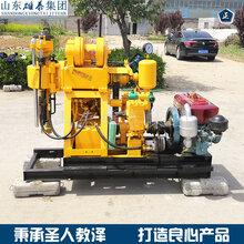 地质取芯钻机农村打井专用液压钻井机速度快图片