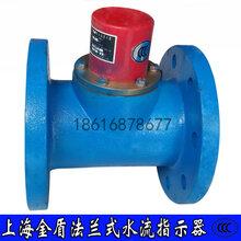 法兰水流指示器金盾水流指示器ZSJZ80-16水流指示器金盾喷淋头图片