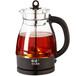 載道煮茶器黑茶普洱全自動蒸茶壺全玻璃保溫蒸茶壺電熱水壺煎藥壺