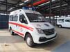 國六上汽大通急救120,優質救護車制作精良
