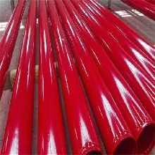 3pe加强级防腐钢管厦门消防涂塑钢管