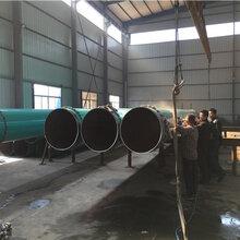 3pe防腐三沙给水涂塑复合钢管