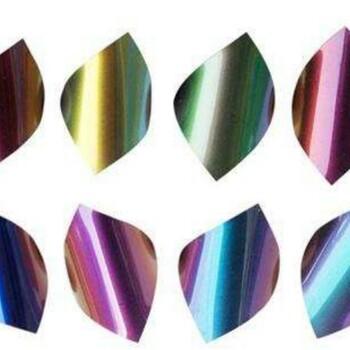 光学变色油墨