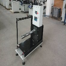廠家直銷自動糾偏收料機熔噴布收卷機無紡布收料機圖片