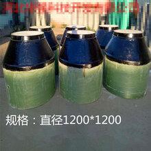 树脂阀门井A水利工程用复合阀门井代料代工模具生产