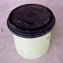 贵州直径500复合材料阀门井公园用轻型树脂纤维阀门井