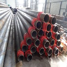 地下热水输送用保温钢管图片