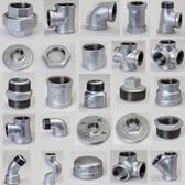 水暖管件廠家直銷水暖瑪鋼彎頭DN25現貨鍍鋅管堵瑪鋼活接鍍鋅管件批發
