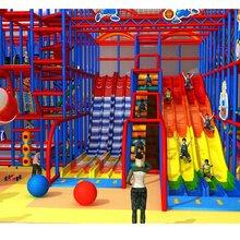 湖北淘气堡儿童乐园游乐场蹦床乐园工厂定做新款淘气堡设备