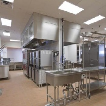 一套商用廚房包含哪些設備