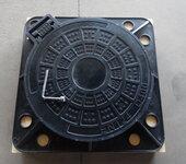 淄博廠家供應合頁井蓋690x50D400帶鎖復合井蓋