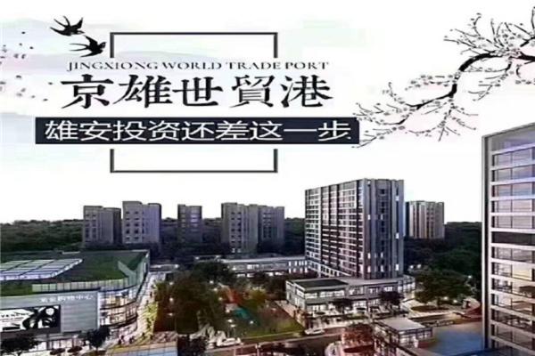 京雄世贸港四期公摊面积