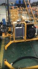 打孔机怎么使用快速打孔机全液压气动钻机潜孔钻机厂家图片