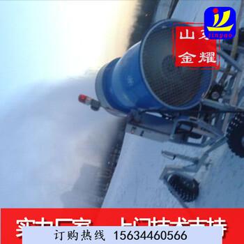 雪花连夜发全自动造雪机进口造雪机价格造雪设备