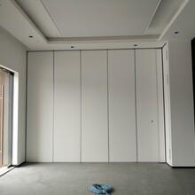 深圳写字楼悬挂隔断墙吊挂门多少钱图片