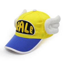 兒童帽廠家-阿拉蕾帽子-帶翅膀阿拉蕾帽子定做-童帽批發-新詮釋帽業圖片