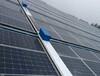 太陽能光伏板清洗機_光伏清潔機器人價格