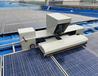德瑞智能供應光伏板清潔機器人_光伏板清掃機器