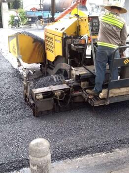 深圳小型沥青铺路公司