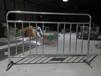 廣州不銹鋼護欄鐵馬護欄天河區廣場地鐵安全隔離護欄
