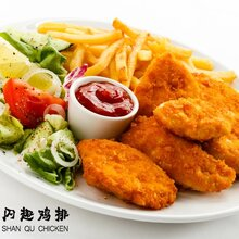 闪趣鸡排浅谈广州开一家美食店好吗