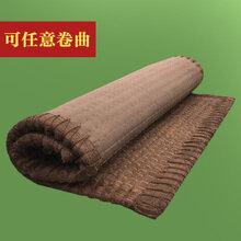 棕櫚床墊震動刀裁剪機用什么工具可以裁切棕墊(做床墊用的樹棕墊子)