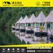 帐篷厂家提供广州酒店帐篷欧式尖顶篷房