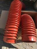钢圈支撑式丝杠防护罩
