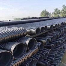 济宁兖州区性价比高的高密度聚乙烯双壁波纹管市场走向