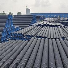 泰安肥城供应高密度聚乙烯双壁波纹管市场走向