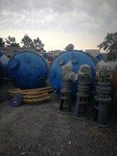 公司新到一批二手50立方不锈钢反应釜30吨搪瓷反应釜