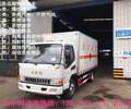 甲醇乙醇油漆厢式运输车4S店