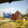 脱水清洗环保型泥沙细沙回收机,沙石线分离机159-6612-2189