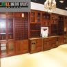 佛山鲁班铝匠全铝酒柜、全铝茶几等系列高端定制