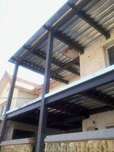 石家庄钢结构阁楼、二层、隔层、楼梯、浇筑楼板、封阳台阳光房