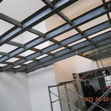 石家庄钢结构阁楼制作效果图片现浇筑复式隔层二层加层楼板